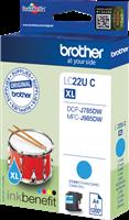 Druckerpatrone Brother LC-22U