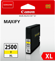 Druckerpatrone Canon PGI-2500y XL