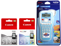 Value Pack Canon PG-512 MCVP