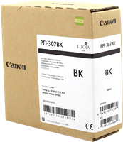Druckerpatrone Canon PFI-307bk