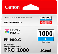 Druckerpatrone Canon PFI-1000c