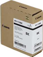 Druckerpatrone Canon PFI-110bk