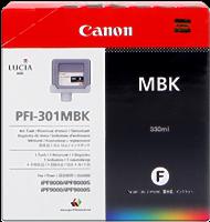 Druckerpatrone Canon PFI-301mbk