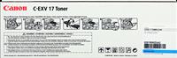 Toner Canon C-EXV17c