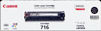Toner Canon 716bk