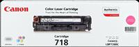 Toner Canon 718 M