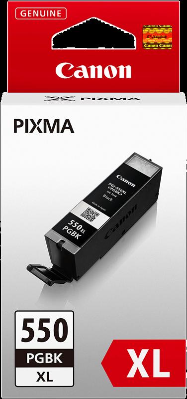 Druckerpatrone Canon PGI-550pgbk XL