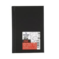 ONE Skizzenbuch, , sw, Hardcover, 100 g CANSON 5567