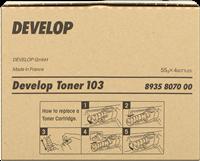 Toner Develop Type 103