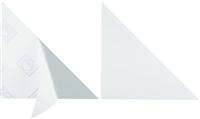 Dreiecktaschen CORNERFIX DURABLE 8283-19