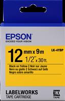 Schriftband Epson LK-4YBP
