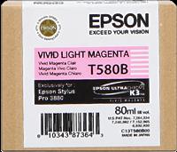 Druckerpatrone Epson T580B