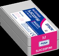 Druckerpatrone Epson SJIC22P/M