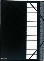 Ordnungsmappe Ordonator mit Register Exacompta 56032E
