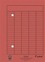 Umlaufmappe A4 Exacompta 353503B