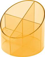 Stifteköcher economy transparent helit H6390240