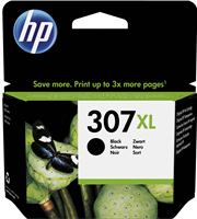 Druckerpatrone HP 307 XL