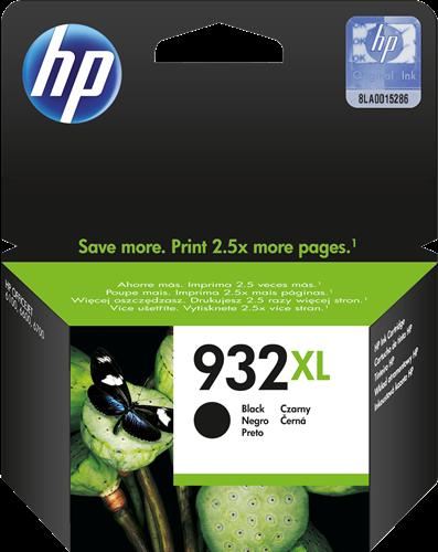 Druckerpatrone HP 932 XL