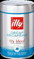Kaffee gemahlen illy Deca