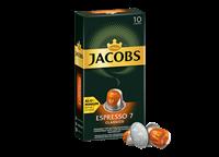 Kaffee Kapsel Jacobs Espresso 7 Classico