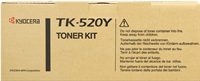 Toner Kyocera TK-520y