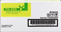 Toner Kyocera TK-570y