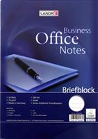 Briefblock liniert LANDRÉ 100050263