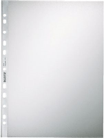 Prospekthüllen , farblos,PP,geprägt,A4,100my, Leitz 4704-00-00