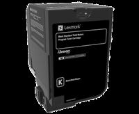Toner Lexmark 74C2SK0