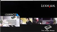 Toner Lexmark C5200CS