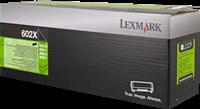 Toner Lexmark 602X
