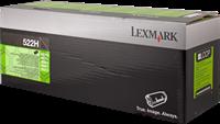 Toner Lexmark 522H