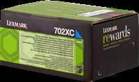 Toner Lexmark 70C2XC0
