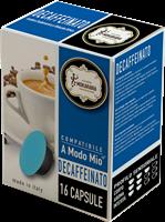Kaffee Kapsel Mokarabia Decaffeinato