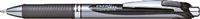 ® Gelschreiber EnerGel X retractable Schwarz Pentel BL80-AX