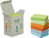 Haftnotizen Recycling Post-It 6531GB