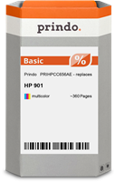 Druckerpatrone Prindo PRIHPCC656AE