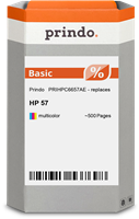 Druckerpatrone Prindo PRIHPC6657AE