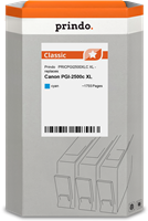 Druckerpatrone Prindo PRICPGI2500XLC