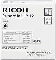 Druckerpatrone Ricoh JP12