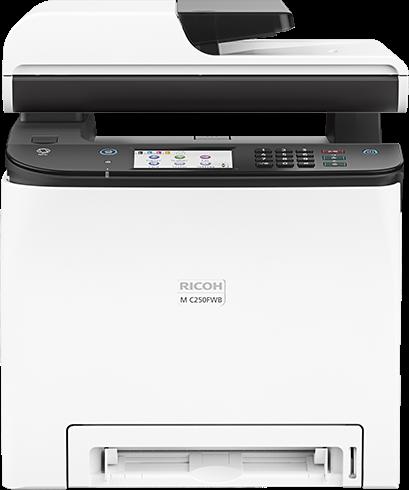 Multifunktionsdrucker Ricoh M C250FWB