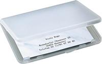 Visitenkartenbox Sigel VA140