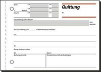 Quittung Sigel Qu615