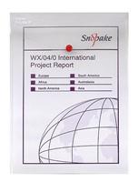 ® Dokumententasche A4 Hochformat Snopake 13263