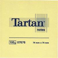 Haftnotizen Tartan 007676