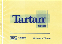 Haftnotizen Tartan 010276