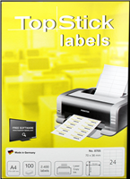 Etiketten (70x36mm) TOP STICK 8705